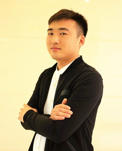 刘宾宾 烨兴膜结构高级设计师